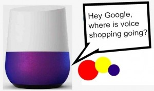 Google Home devices sales growing