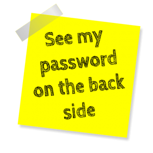Take charge of your password security