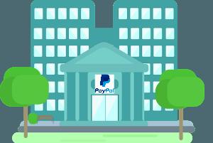 PayPal bank?