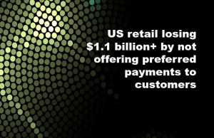 payments preferences cause $1.1B loss