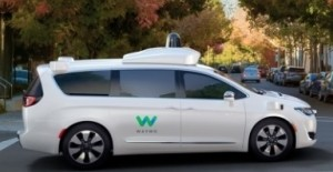 Waymo offers Walmart customers a free ride