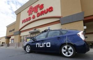 Kroger tests driverless delivery