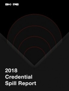 Shape Security 2018 Credential Spill Report