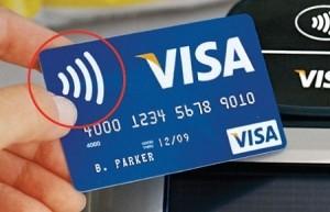 Visa Contactless Card Payments