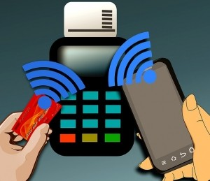 NFC enables contactless payment systems