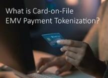 On-file tokenization
