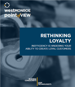 Rethinking Loyalty programs report