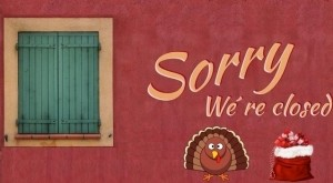 Thanksgiving Day store closures