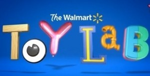 Walmart Toy Lab for kids