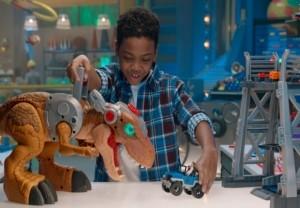 Walmart Toy Lab guide Burt