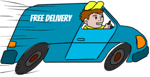 free delivery most popular perk