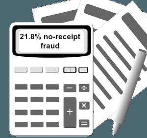 no-receipt fraud