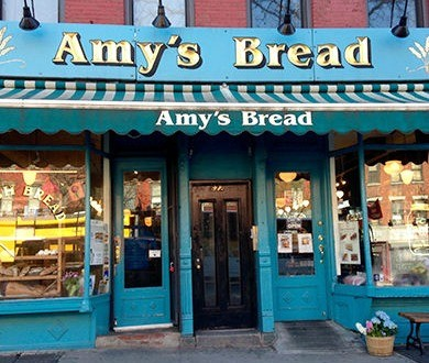 Amy's Bread Hell's Kitchen