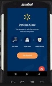 Walmart's Dotcom Store