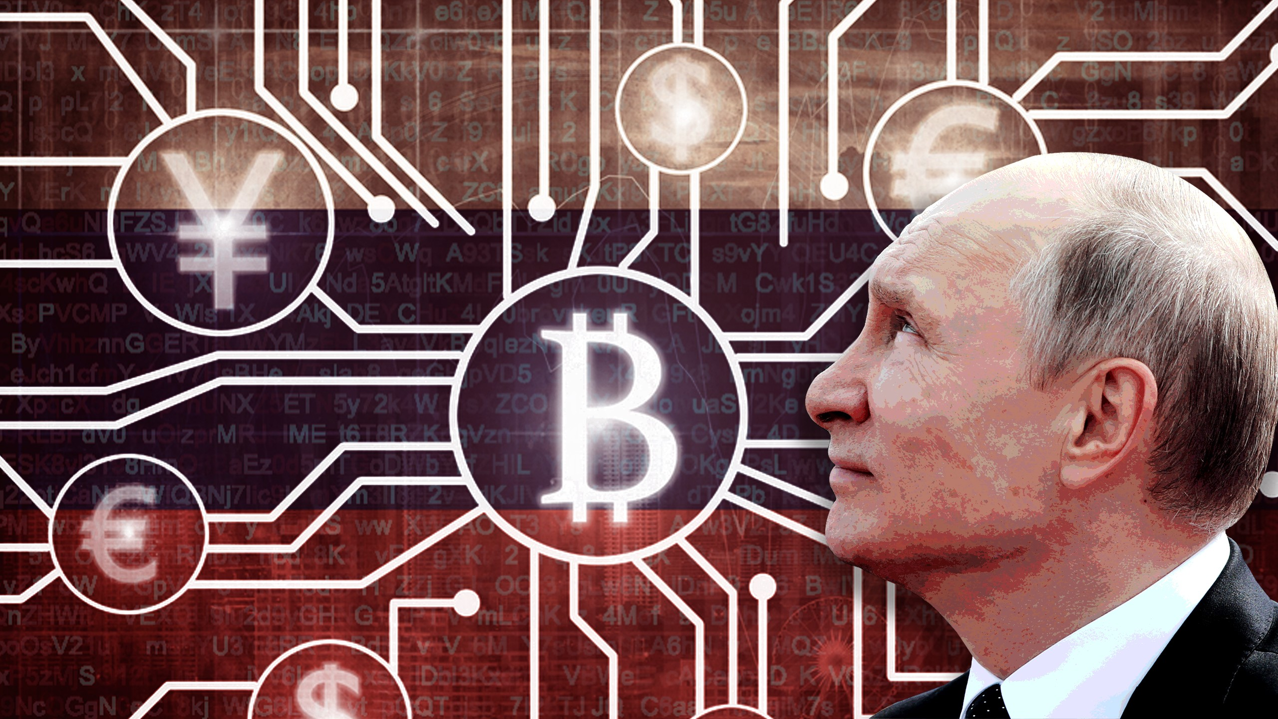 Why is the kremlin suddenly obsessed with cryptocurrencies