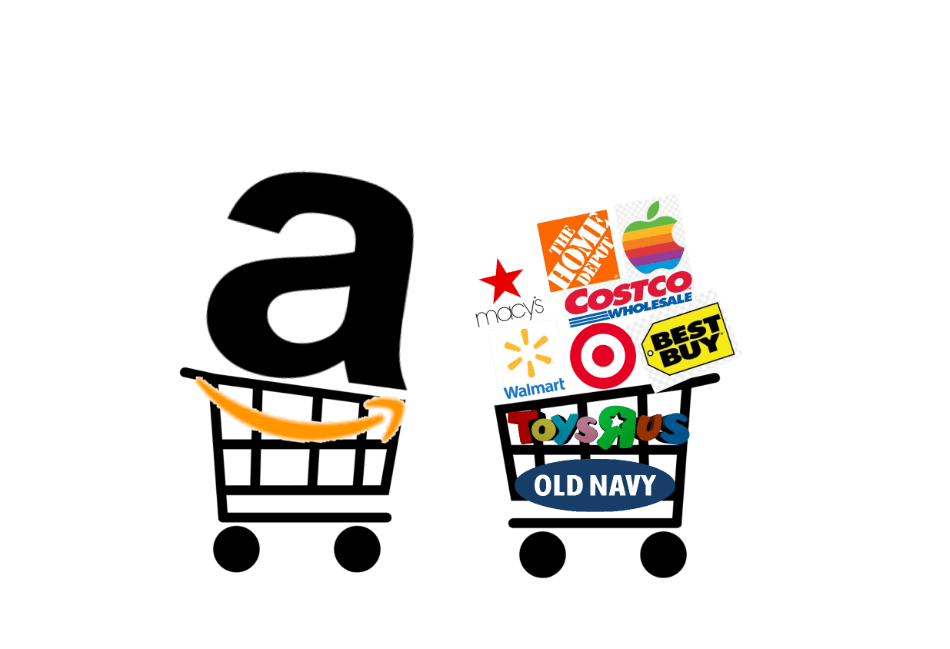 Amazon Ruled Thanksgiving Day With 45 Of Online Sales Walmart Growing Payments Next
