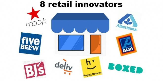 8 retail innovators