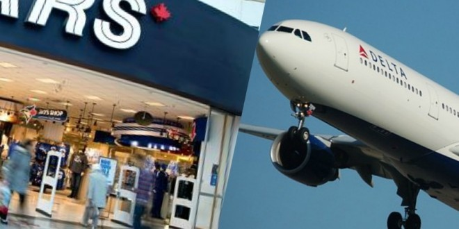 Delta Airlines Sears data breach