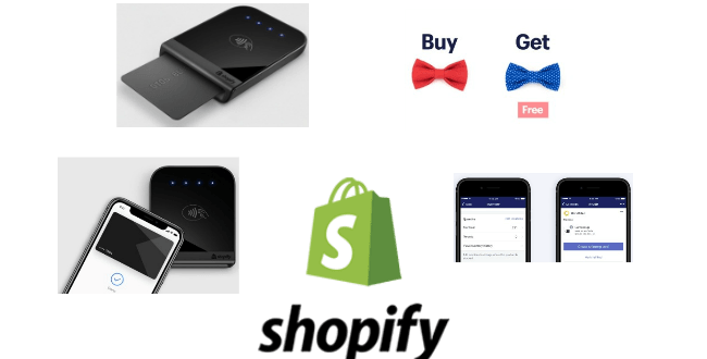Shopify's new features