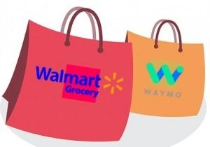 Walmart and Waymo partner free rides