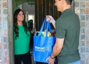 Walmart is testing crowdsourced deliveries