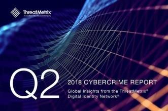 ThreatMetrix Q2 2018 Cybercrime Report