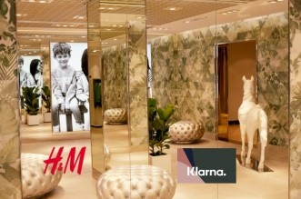 H&M invests $20 million in Klarna