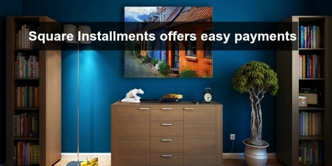 Square Installments pay plan