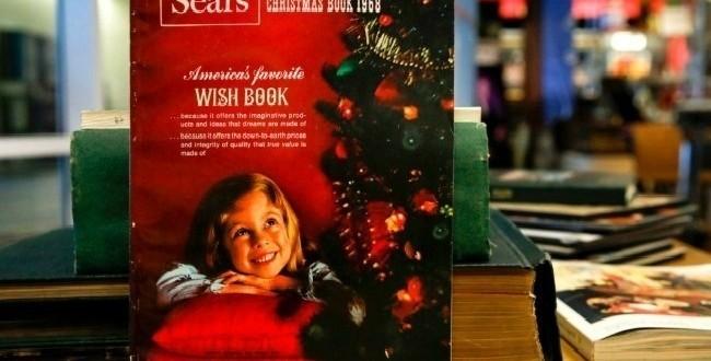 Sears Christmas Wish Book 1968