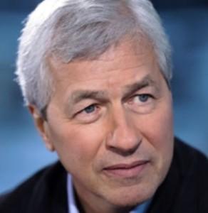 ie Dimon, CEO of JPMorgan, admires Square innovation.