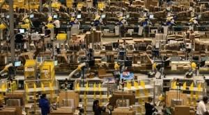 Amazon domination attracts politicos