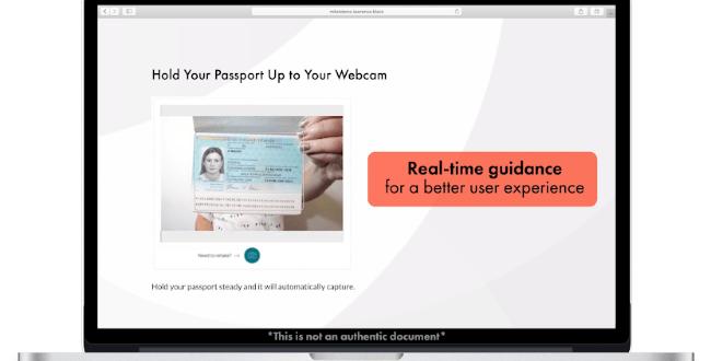 Identity Verification via Desktop
