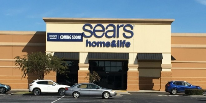 New SEARS Home Life stores