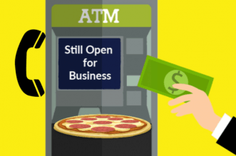 ATM installs are down 6% globally