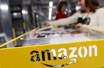 Amazon fulfillment uses robotics