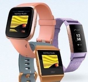 PFS Launches Fitbit Pay in the UK.