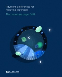 GoCardless Payments Preferences for Recurring Purchases report