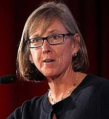 Mary Meeker is founder of Bond Capital