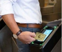 42% of POS terminals accept contactless payments