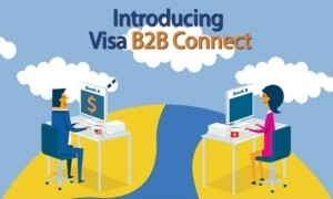 Visa B2B Connect provides faster, more secure, less expensive, global payments transactions.