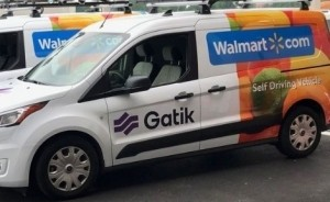 Walmart tests driverless vehicles between warehouses