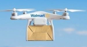 Walmart filed 97 drone patents in the past year.