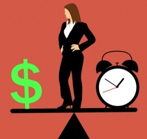 Pay equity is a big issue for female employees.