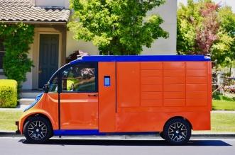 Boxnot delivers autonomously