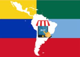 Latin American e-commerce growing