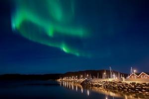 Norway, northern lights
