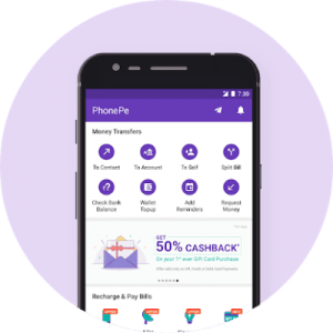 PhonePe has more than 5 million merchants