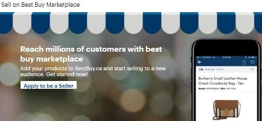 Best Buy enterprise marketplace