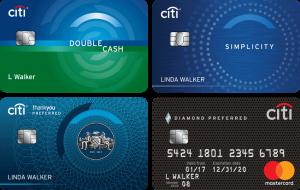 CITI Credit card application via mobile was too hard.