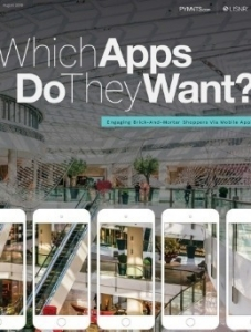 Which apps do consumers want?